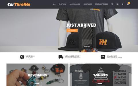 Shop   Car Throttle – Car Throttle Shop