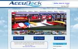 Old Screenshot AccuDock - Floating Dock and Gangway Solutions Home Page