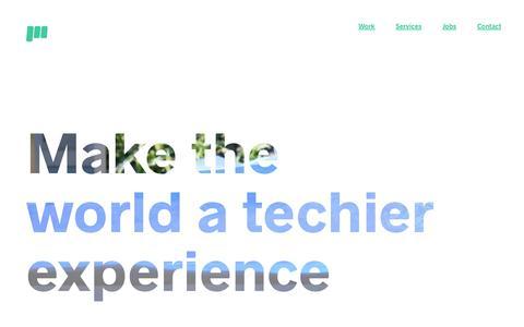 Mosaic | Homepage