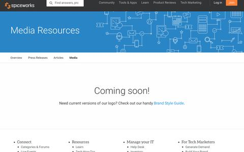 Media Resources - Press Center