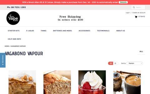 Vagabond Vapour | The Vape Store