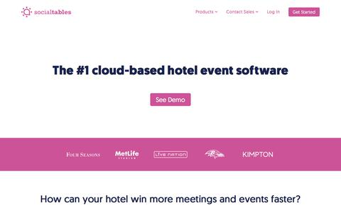 The Best Hotel Event Planning Software That Will Drive More Revenue