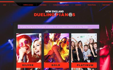 Screenshot of Pricing Page neduelingpianos.com - nedueling-pianos | Pricing - captured Nov. 2, 2018