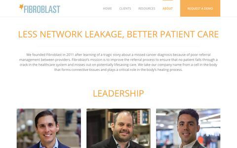 LEADERSHIP | Fibroblast