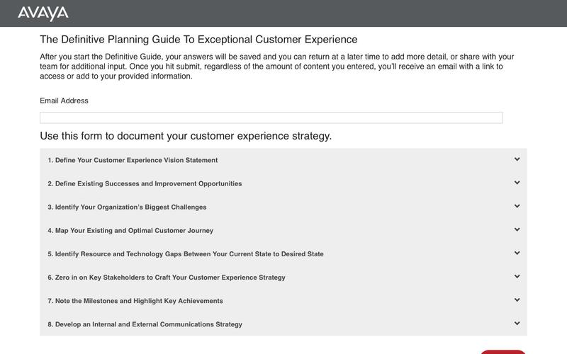 Avaya   CX The Definitive Planing Guide