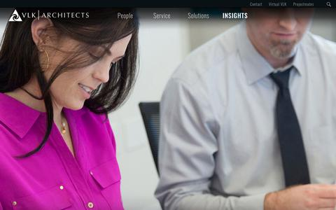 Screenshot of Team Page vlkarchitects.com - Our Leadership | VLK Architects - captured Sept. 21, 2018