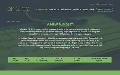 Screenshot of Team Page ombligo.com - A new mindset, From Recycled e-waste to Revenue | Ombligo - captured Oct. 20, 2017