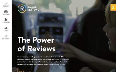 Ratings & Reviews Software • PowerReviews