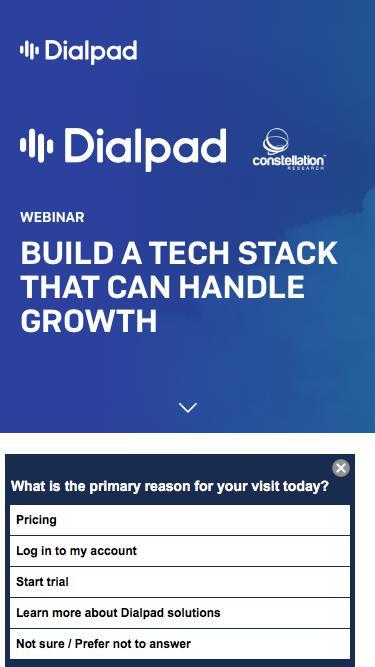 Meet the IT Visionaries Webinar   Dialpad