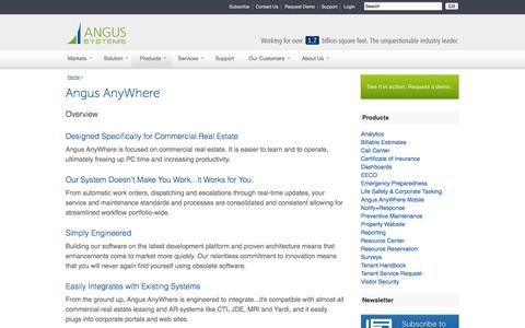 Angus AnyWhere | Angus Systems