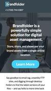 New Landing Page Brandfolder, Inc.