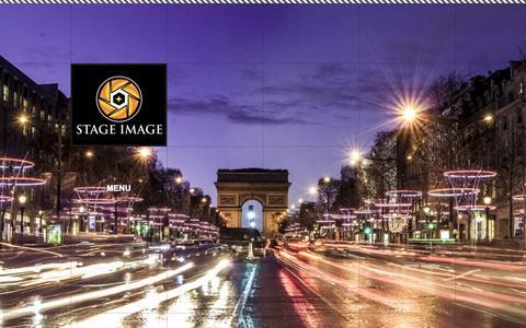 Screenshot of Blog stageimage.fr - Blog Stage Image - Offrez-vous un cours de photographie - captured Oct. 7, 2014