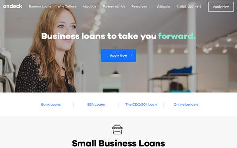 Need a Small Business Loan? SBA, Bank, & Online Options
