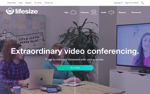 Video Conferencing to Make Your Workplace Great | Lifesize