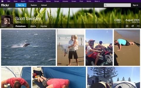 Screenshot of Flickr Page flickr.com - Flickr: Lafinboy's Photostream - captured Oct. 22, 2014