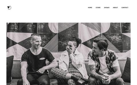 Screenshot of About Page veridiamusic.com - Official Site - VERIDIA - captured Oct. 25, 2018