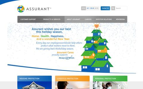 Welcome to Assurant