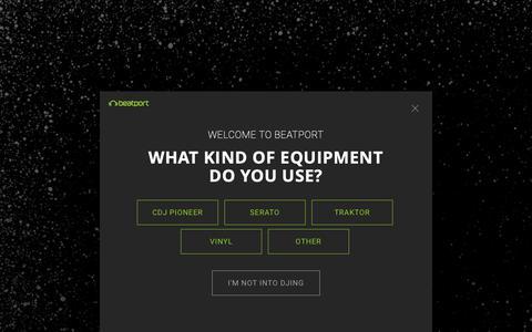 Screenshot of Developers Page beatport.com - Developer Tracks & Releases on Beatport - captured April 1, 2019