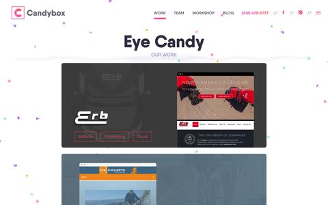 Work - Candybox Marketing