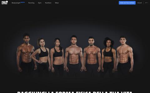 Workout ad alta intensità e programmi di allenamento | FREELETICS