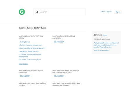 Screenshot of Support Page zendesk.com - Totango - captured Dec. 16, 2014