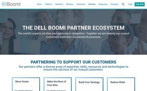 Partners - Dell Boomi