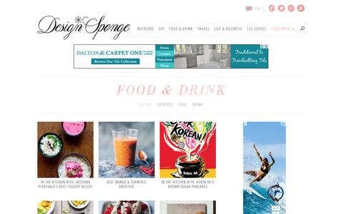 Food & Drink | Design*Sponge