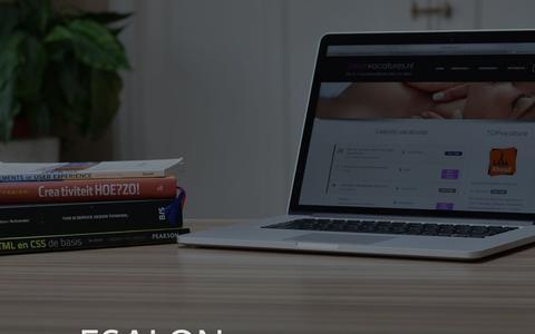 ESALON Internetmarketing – Internet- & vacaturemarketing – website ontwerp – social media