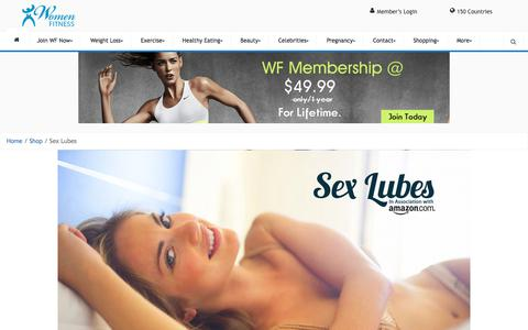 Sex Lubes Archives - WF Shopping