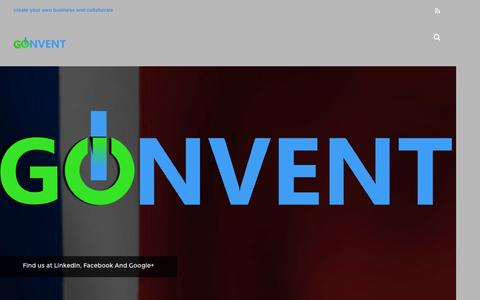 Screenshot of Home Page goinvent.no - GoInvent.no - captured Jan. 31, 2016