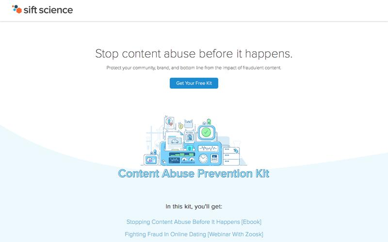 Content Abuse Prevention Kit