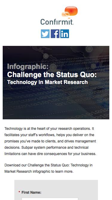 Infographic: Technology in Market Research