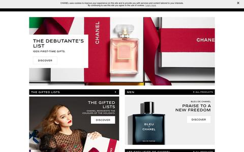 Fragrance - CHANEL - Official site