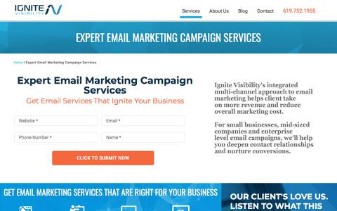 San Diego Email Marketing Agency Provides Expert Email Campaign Services