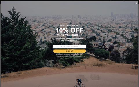 Screenshot of Support Page timbuk2.com - Customer Service - captured June 17, 2017
