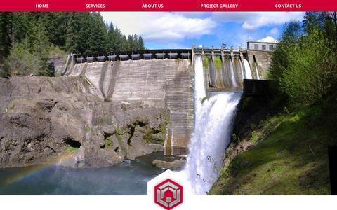 Screenshot of Home Page jrmerit.com - Home - JR Merit - captured Nov. 19, 2016