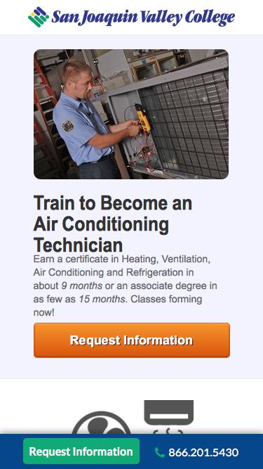 Train to Become an Air Conditioning Technician