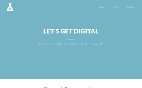 Screenshot of Jobs Page mindtrustlabs.com - MindTrust Labs - captured Oct. 27, 2017