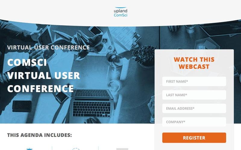 Upland Virtual User Conference