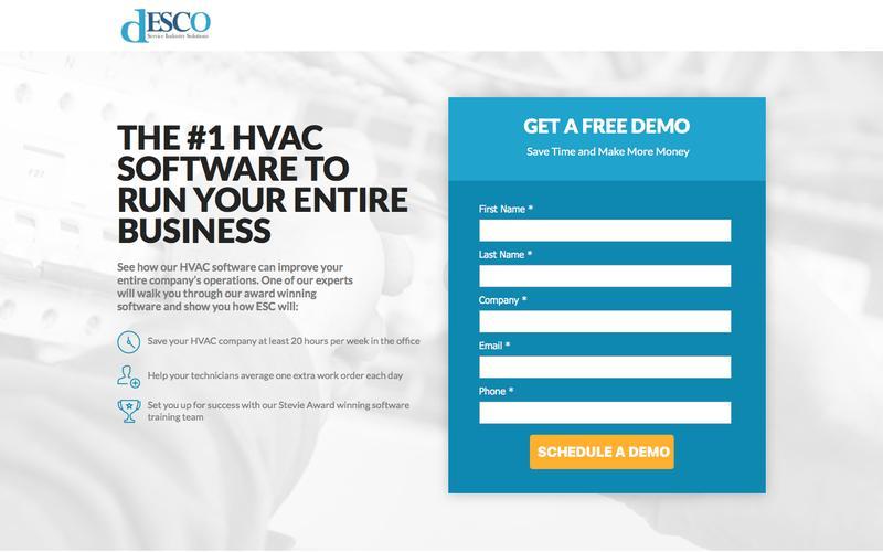 Service Management Software - dESCO
