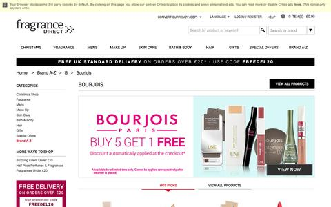 Bourjois –Beauty Products, Bourjois Makeup & Cosmetics | Fragrance Direct