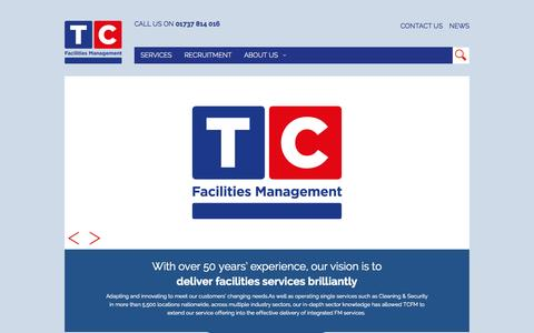 TC Facilities Management Home - TC Facilities Management