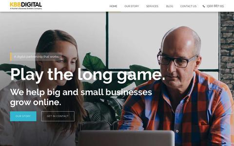 Kochie's Digital Marketing Agency Sydney & Australia-Wide