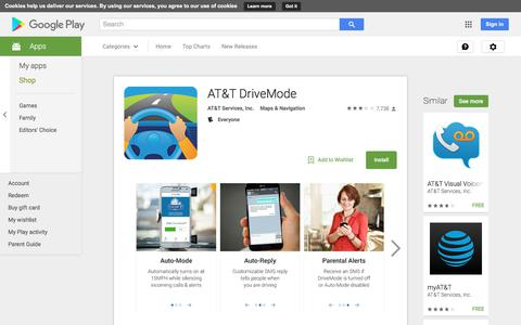 AT&T DriveMode - Android Apps on Google Play