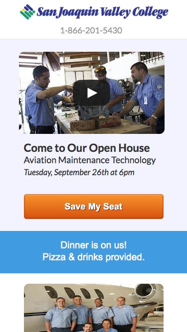 Come to Our Aviation  Open House