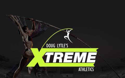Screenshot of Home Page xtremeathleticskc.com - home - Xtreme Athletics - captured Aug. 16, 2015
