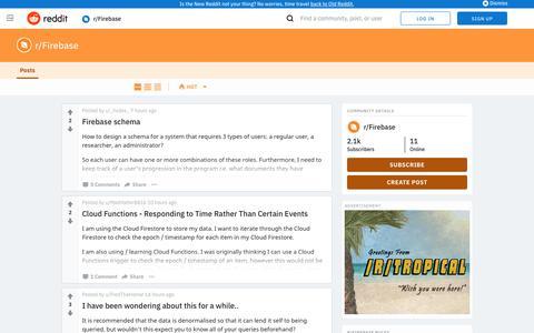 Firebase: App Success made Simple!