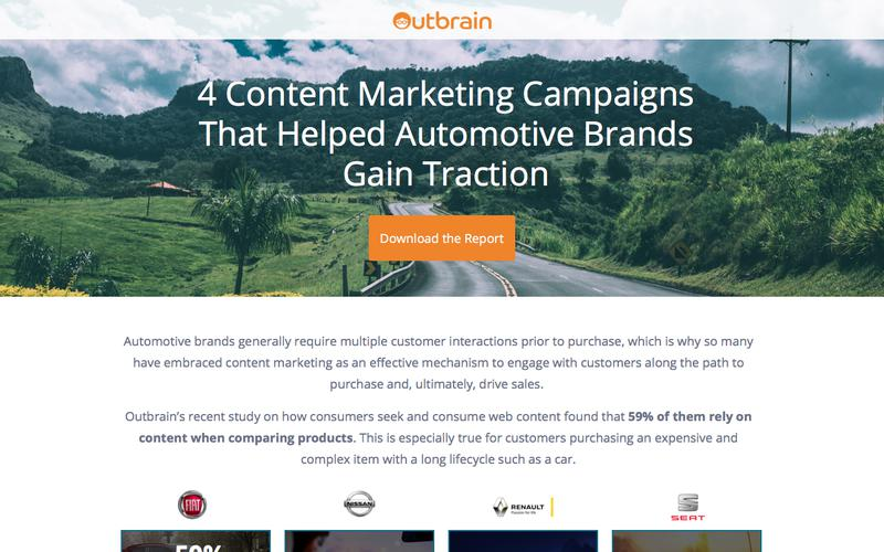 4 Content Marketing Campaigns That Helped Automotive Brands Gain Traction