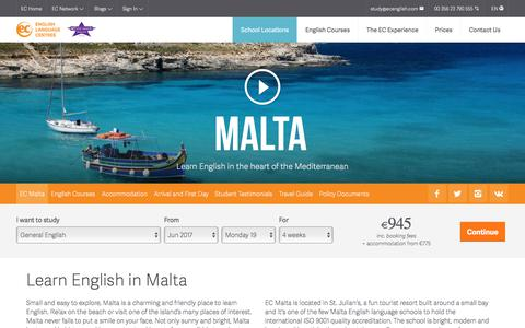 Learn English in Malta – ESL Malta English School