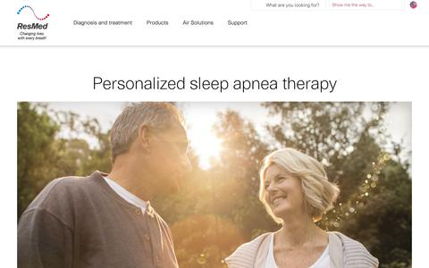 Custom CPAP Pressure for Personalized Sleep Apnea Therapy